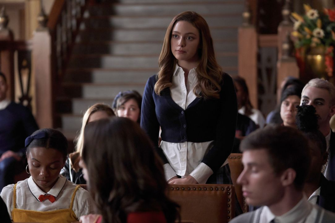 Hope Mikaelson (Danielle Rose Russell) - Bildquelle: Bob Mahoney 2018 The CW Network, LLC. All rights reserved. / Bob Mahoney