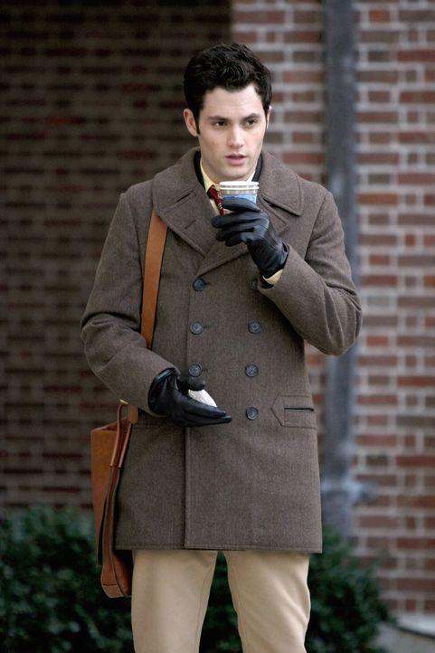 Ein Gerücht, das Blair in die Welt setzt, beeinflusst die Beziehung von Dan (Penn Badgley) und Serena ... - Bildquelle: Warner Brothers