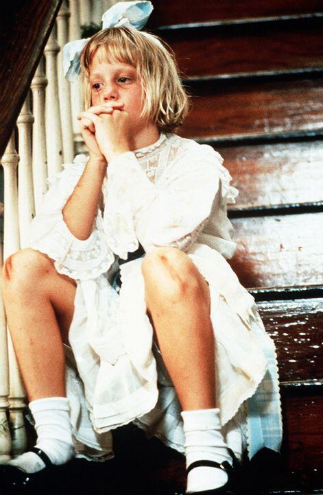 Die kleine Idgie (Nancy Moore Atchison) ist ein widerspenstiges Mädchen, das sich nur von ihrem großen Bruder wirklich verstanden fühlt. - Bildquelle: Copyright ITV plc (Granada International)