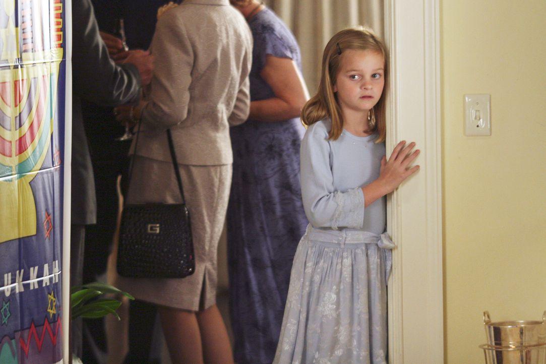 Für Paige (Kerris Lilla Dorsey) organisiert die Familie eine Chanukka-Party ... - Bildquelle: Disney - ABC International Television
