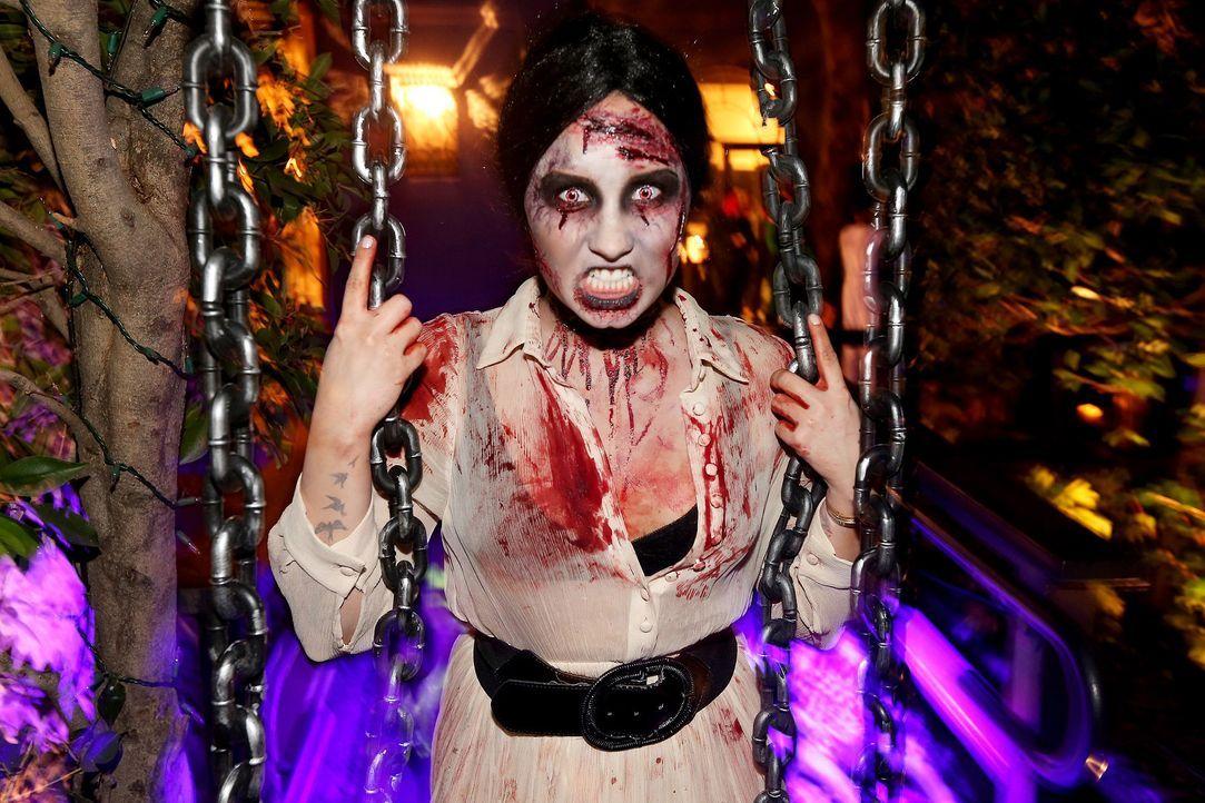 Demi-Lovato-13-10-31-getty-AFP - Bildquelle: getty-AFP