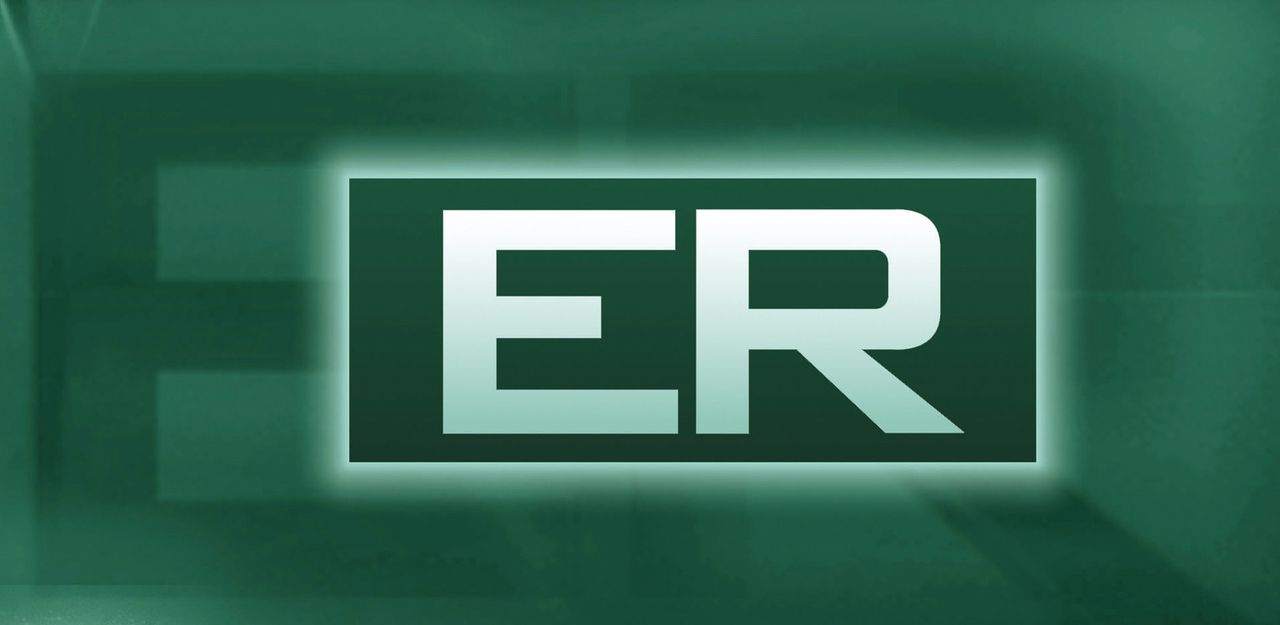 EMERGENCY ROOM - Logo - Bildquelle: Warner Bros. Television