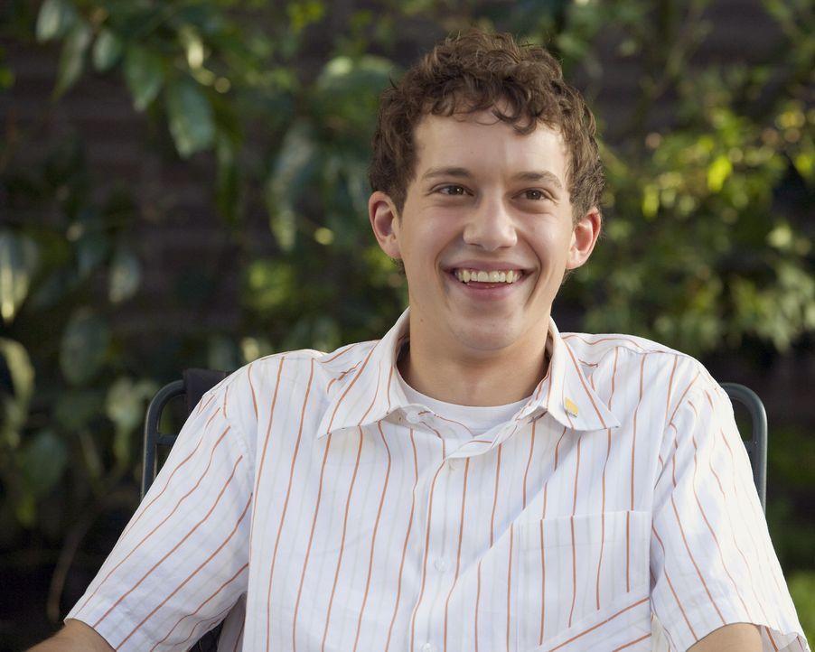 Die Zwischenprüfungen stehen an: Rusty (Jacob Zachar) glaubt sich gut vorbereitet zu haben, bis er von weiteren fünf Kapiteln für die Prüfungen erfä... - Bildquelle: 2007 ABC FAMILY. All rights reserved. NO ARCHIVING. NO RESALE.