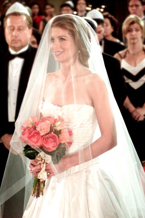 Will Leo das Ja-Wort geben: Grace (Debra Messing) ... - Bildquelle: NBC Productions