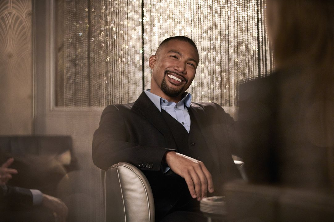 Zane Anders (Charles Michael Davis) - Bildquelle: 2019 Viacom International Inc. All Rights Reserved