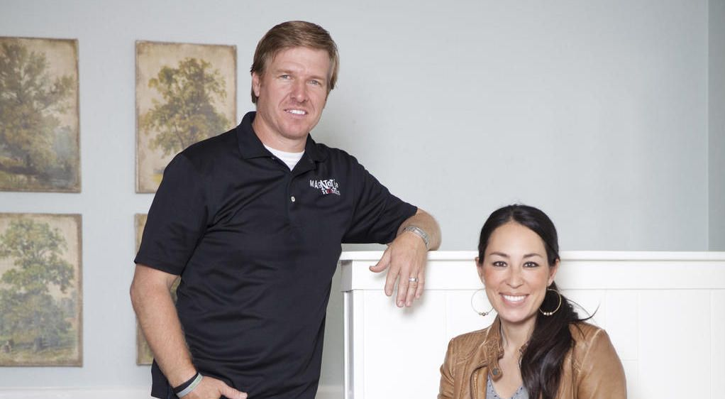 Chip (l.) und Joanna (r.) Gaines renovieren und möblieren alte, triste Häuser und verleihen ihnen so einen ganz neuen Glanz ... - Bildquelle: Justin Clemons 2014, HGTV/ Scripps Networks, LLC.  All Rights Reserved.